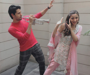 bollywood, alia bhatt, and couple image