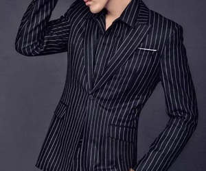 fashion, handsome, and kris image