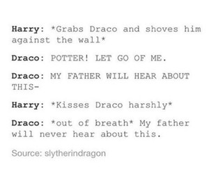 daniel radcliffe, draco malfoy, and funny image