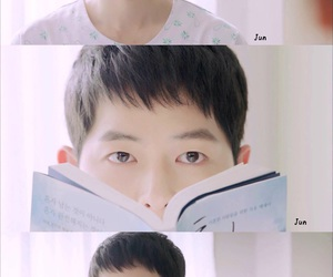 so cute, song joong ki, and kdrama image