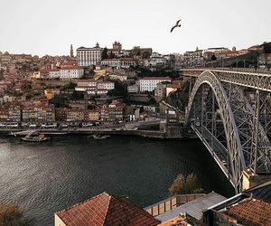 portugal, city, and north image