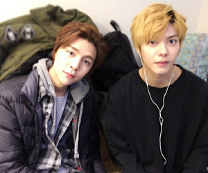 johnny, hansol, and smrookies image