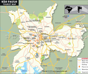 things to do in sao paulo and sao paulo travel map image