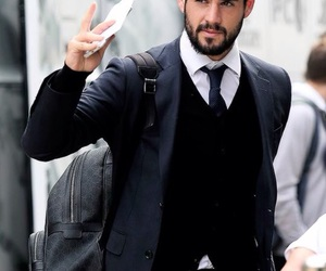 real madrid, love, and isco image