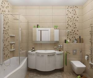 bathroom, decorating, and small image