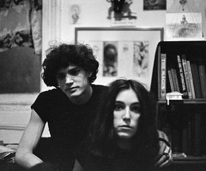 Patti Smith, Robert Mapplethorpe, and photography image