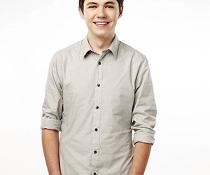 damian mcginty, damian, and the glee project image