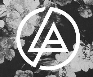 linkin park and flowers image
