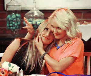 ashley tisdale, blonde, and emily osment image