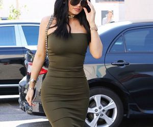 kylie jenner, fashion, and new image
