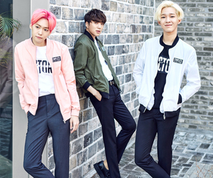winner, taehyun, and jinwoo image