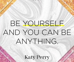 quote and katy perry image