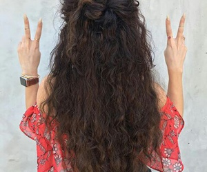 hair, vanessa hudgens, and style image