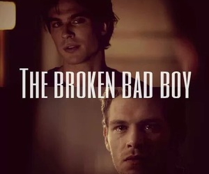 The Originals, bad boy, and ian somerhalder image