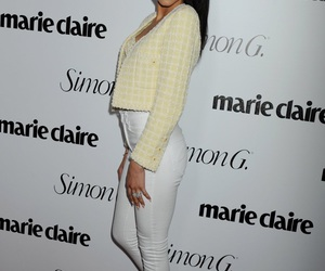 marie claire and zendaya image