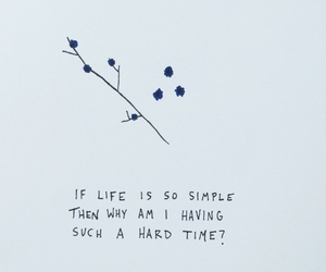 quotes, life, and blue image