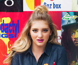 actress, willow shields, and primrose image