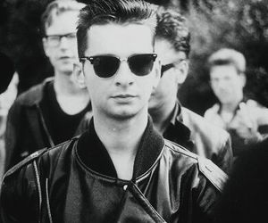 depeche mode and dave gahan image
