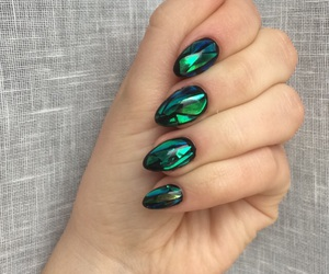 effect, glass, and nails image