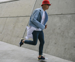 fashion, FW, and korea image