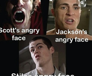teen wolf, stiles, and jackson image