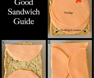 sandwich, food, and tips image