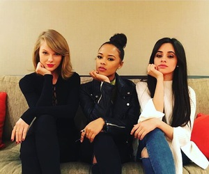 Taylor Swift, camila cabello, and fifth harmony image
