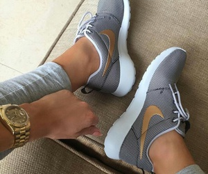 fashion, grey, and sport image