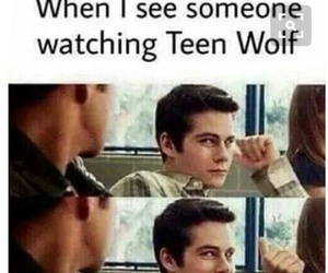 funny, teen wolf, and stiles stilinski image