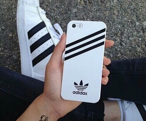 adidas, iphone, and cool image