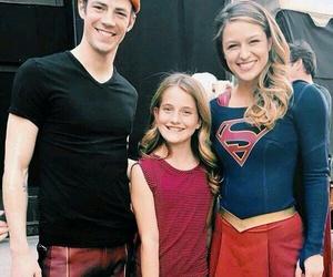 Supergirl, melissa benoist, and grant gustin image