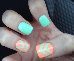 art, nails, and nail image