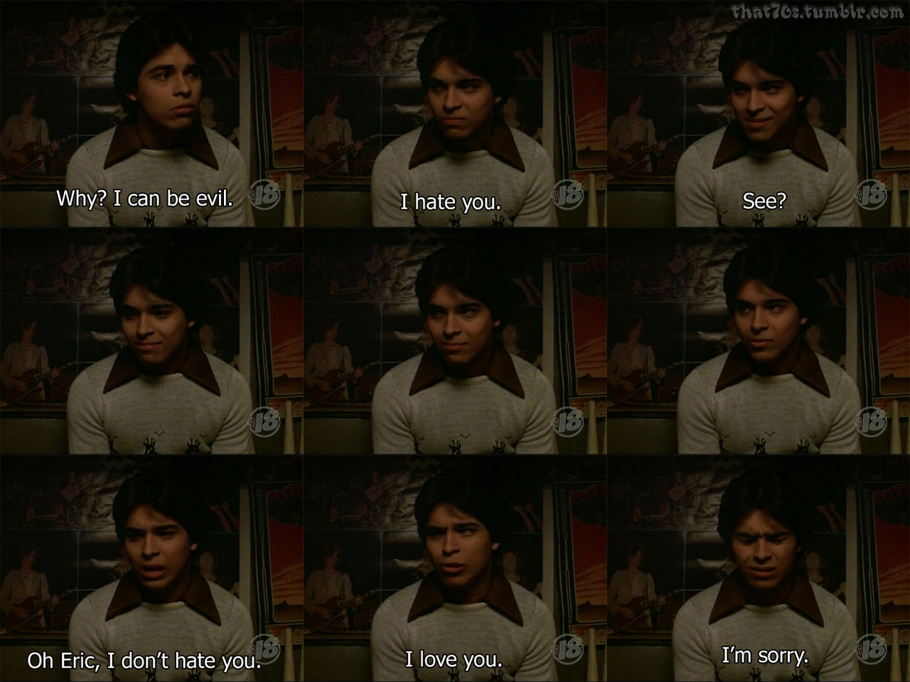 fez and that 70's show image