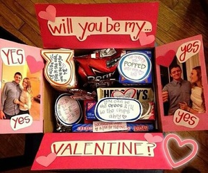 gift, valentine, and love image