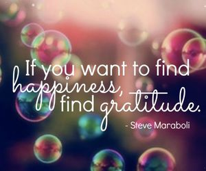quote, gratitude, and happiness image