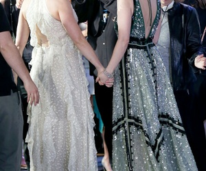 Charlize Theron, Emily Blunt, and jessica chastain image