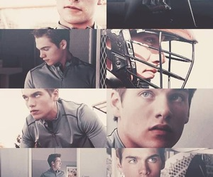 teen wolf, liam, and dylan sprayberry image