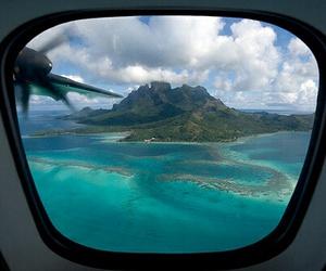 Island, summer, and ocean image
