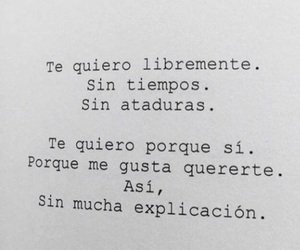 love, frases, and asi image