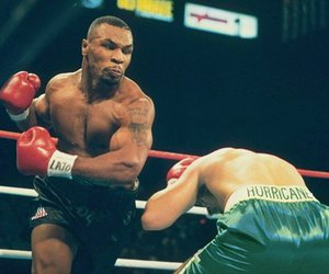 boxing and tyson image