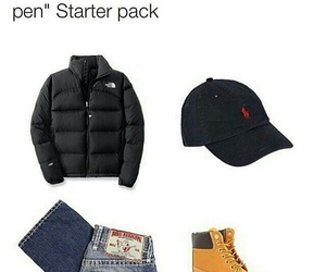 funny, lol, and starterpacks image