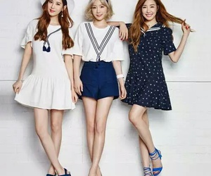 girl's generation, tts, and taeyon image