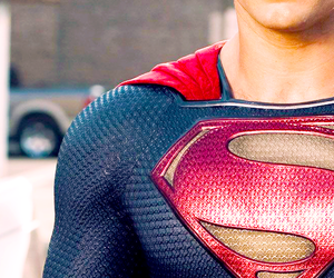 superman, clark kent, and Henry Cavill image