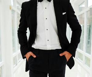 fashion, gentleman, and man image