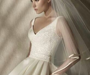 bride, love, and forever and ever image