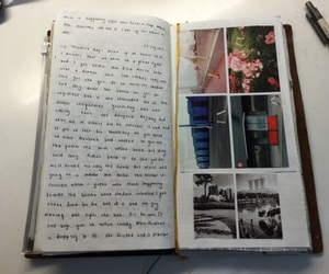 journal, draw, and notebook image