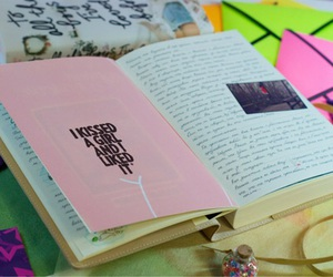 journal, diary, and draw image