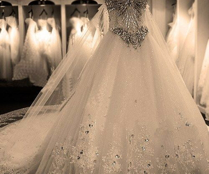 ball gown, elegant, and jealous image