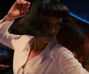 cinematography, film, and pulp fiction image