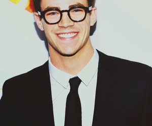 grant gustin and glee image